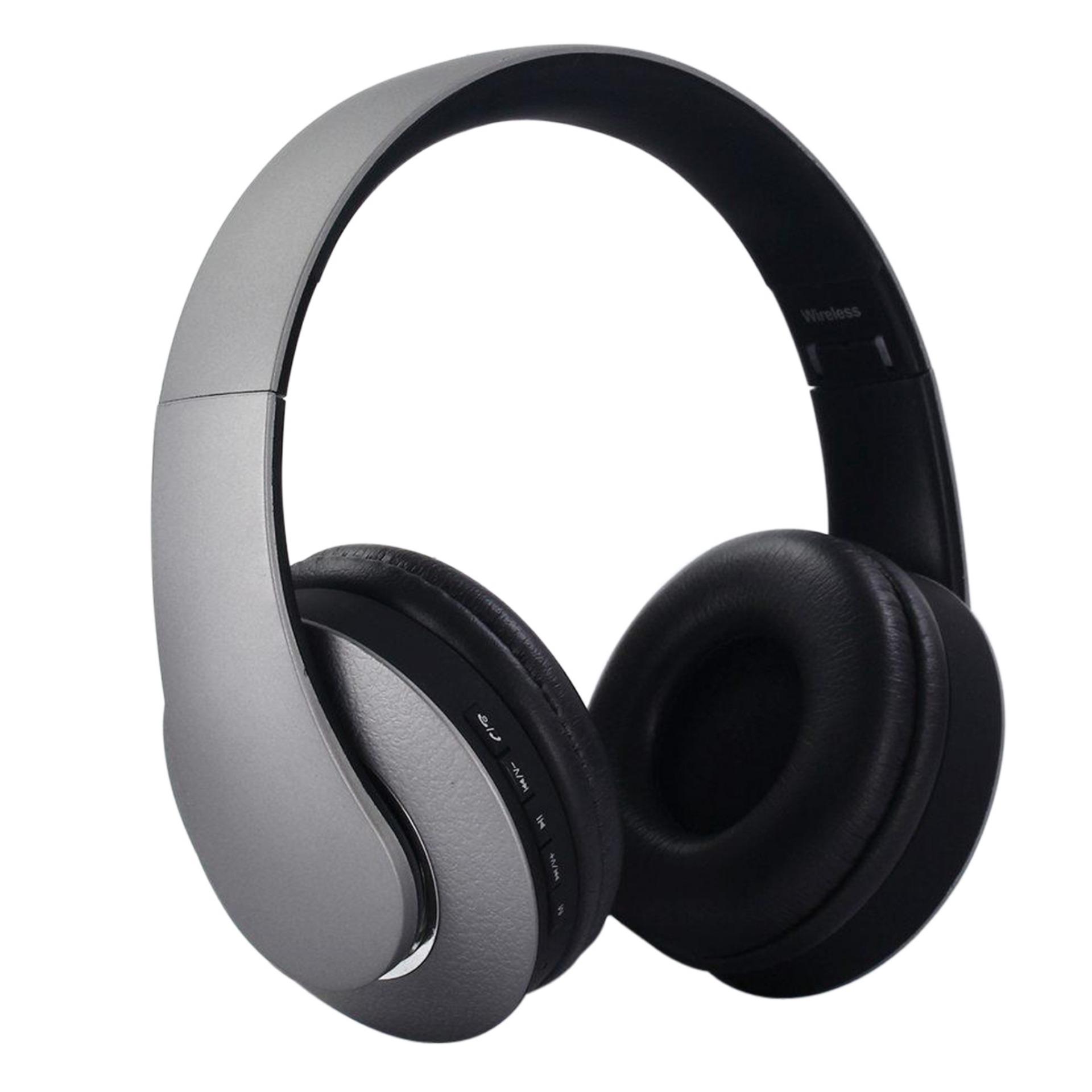 Kd 23 Wireless Bluetooth Headphone Light Grey Jbl T210 Inear Earphone Abu