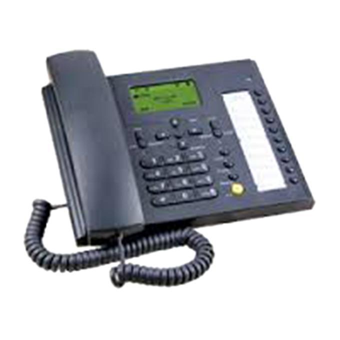 US102-YN Universal IP Phone Set - Black