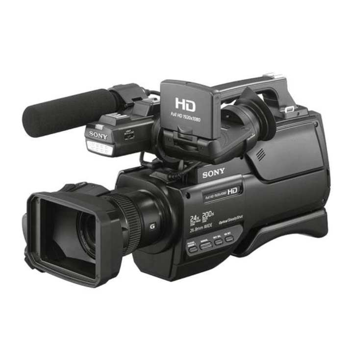 HXR-MC2500 Shoulder Mount AVCHD Camcorder - Black