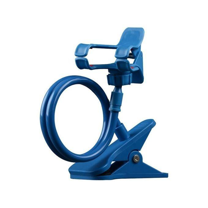 360 Rotate Mobile and Tablet Stand - Blue