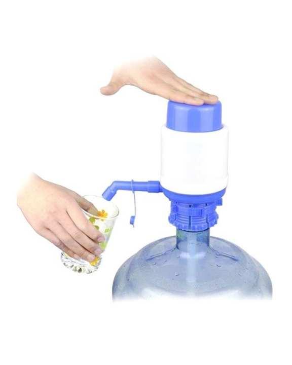 Original Aqua Plus Water Pump - White & Blue