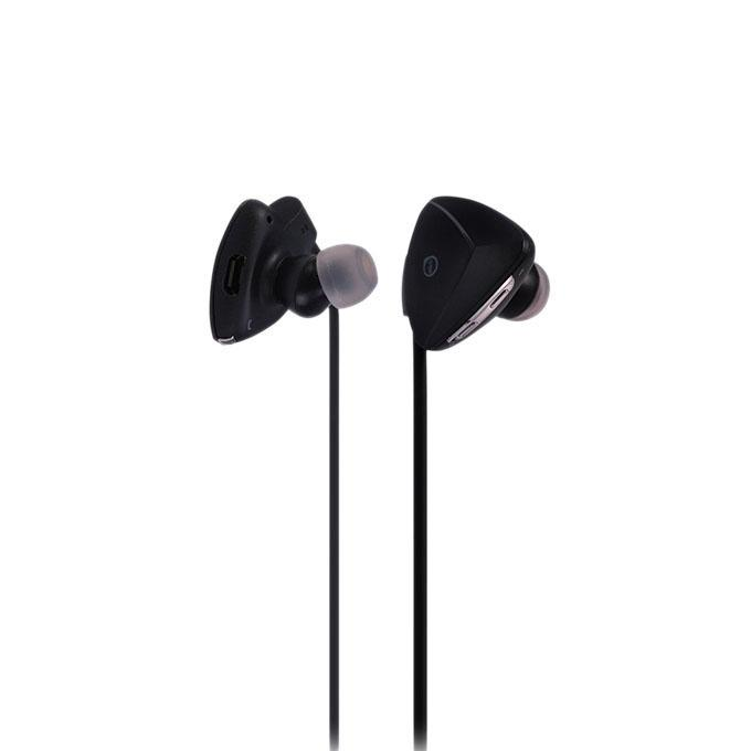 A840BL - Wireless Bluetooth Sports Earphone - Black