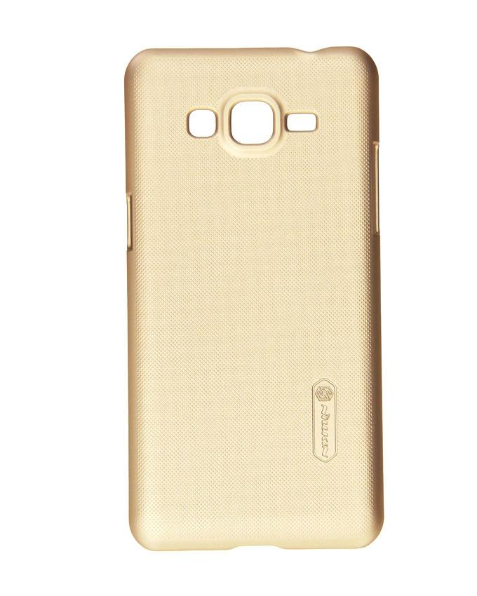 Samsung Galaxy Grand Prime G5308W Super Frosted Back Case - Golden