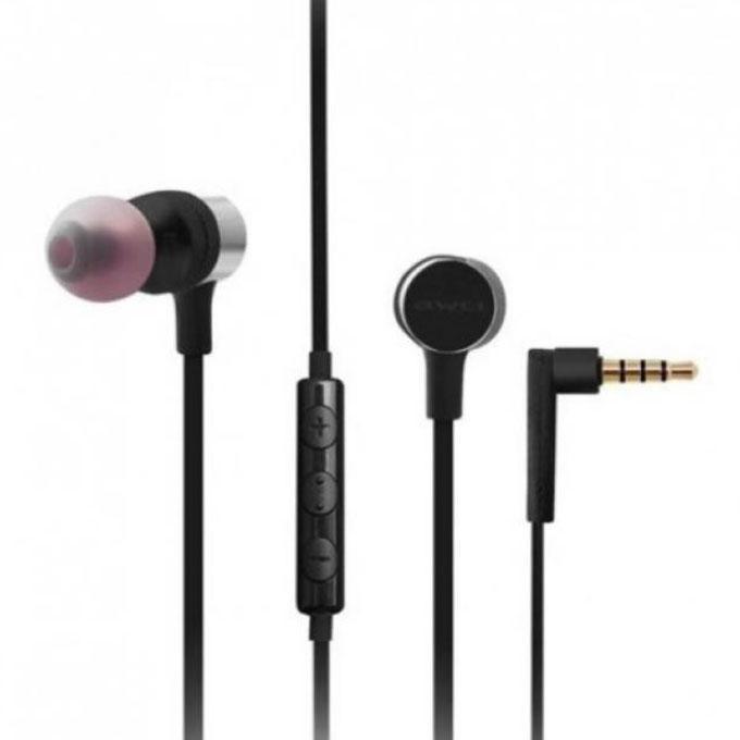 ES20TY In-Ear Earphone - Black