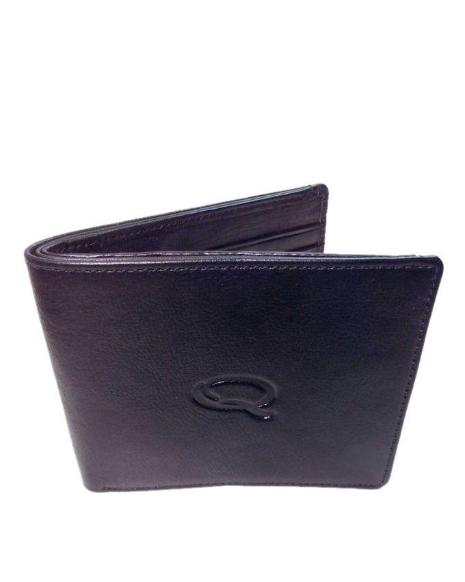 Black Wallet for Men
