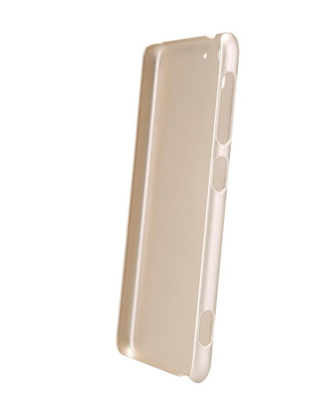 HTC Desire Eye Super Frosted Shield Back Case - Golden