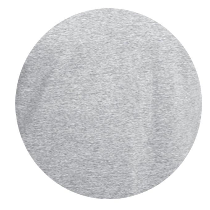 Grey Cotton T-Shirt for Men