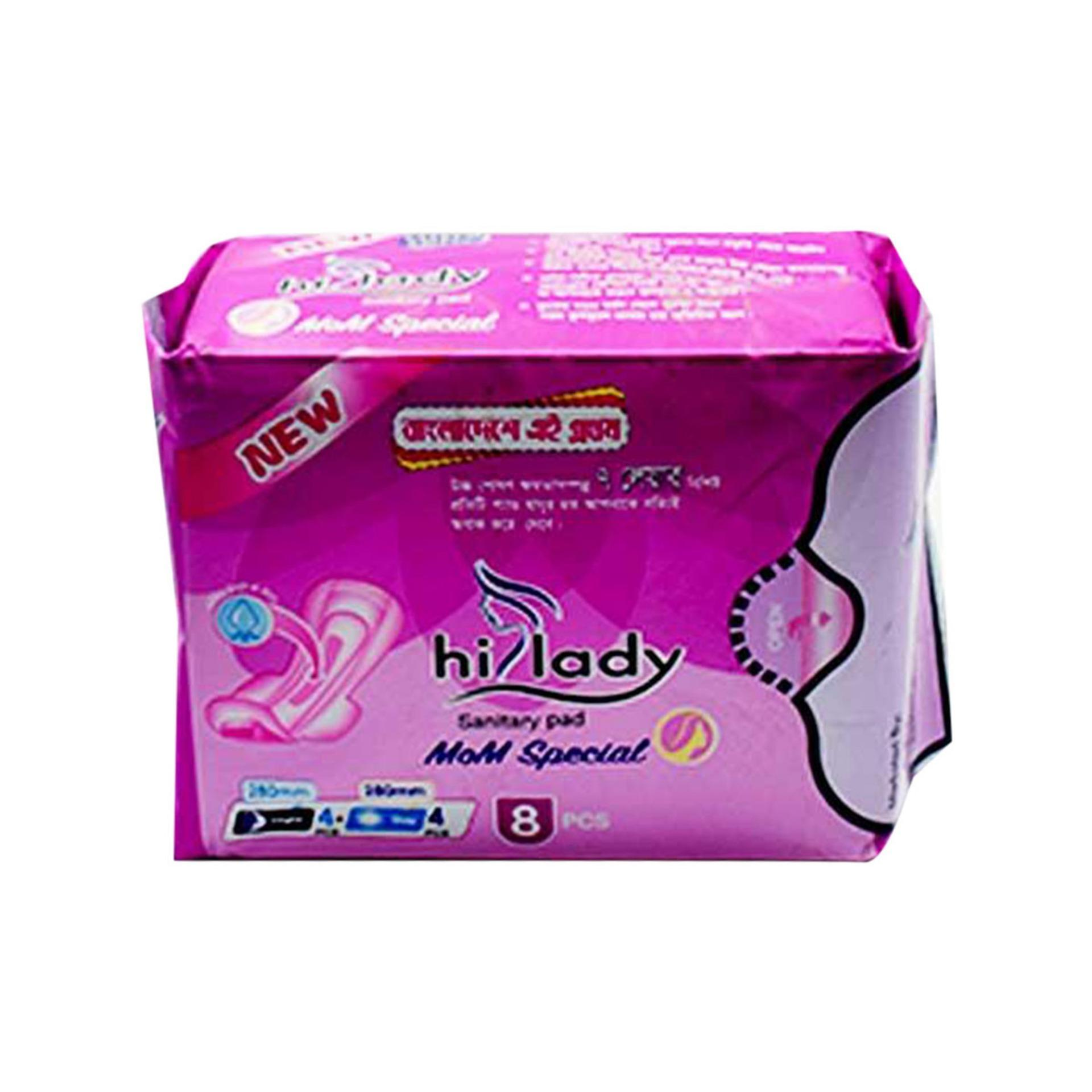 Sanitary Pads In Bangladesh At Best Price Laurier Healthy Skin Night 35cm 6s Hi Lady Napkin