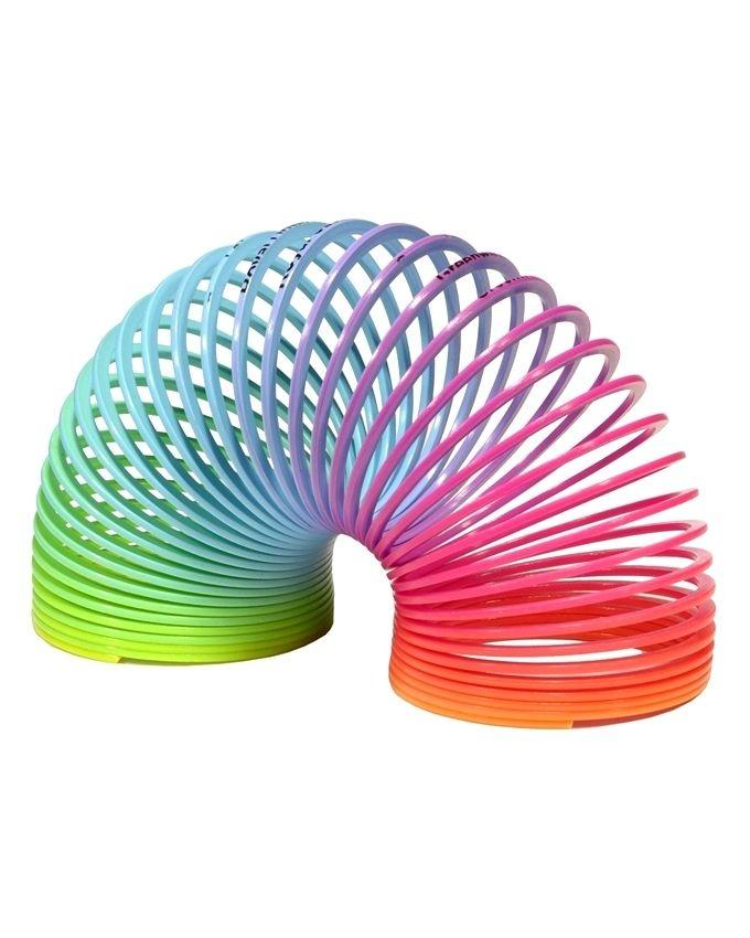 Spring Magic Coil Game Decorate and Play - Rainbow