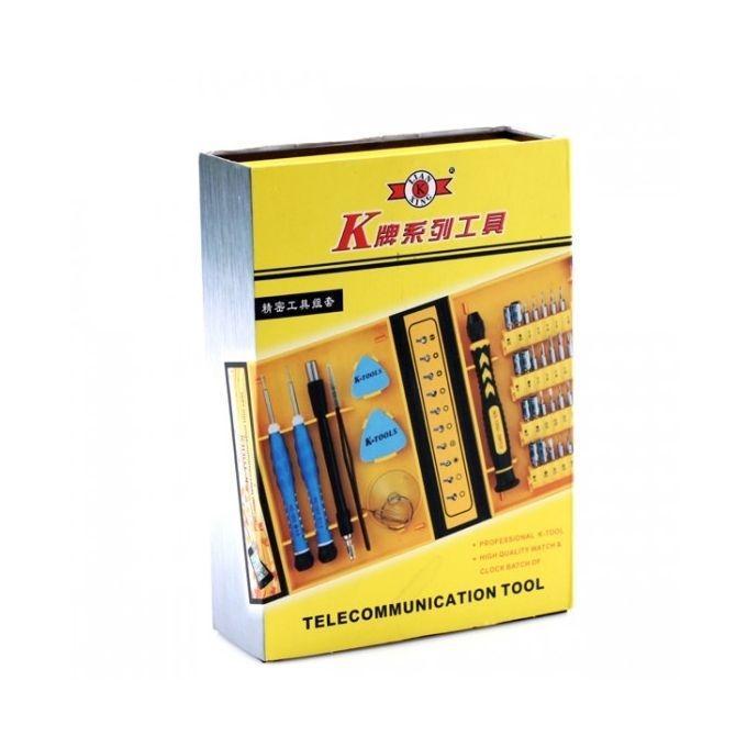 Ktool Mobile Laptop Tool Set - Multi Color
