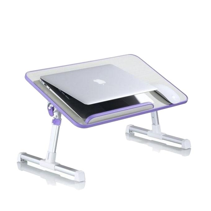 Laptop Bed Desk (Low Price) - Silver
