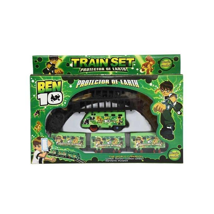 Battery Operated Train Toy