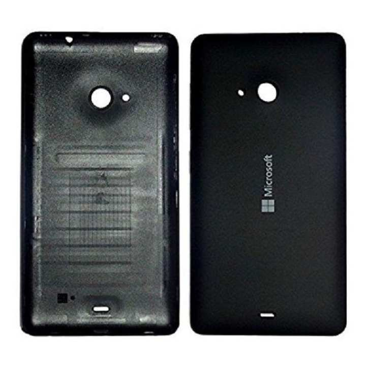 Back Cover for Nokia Lumia 535 - Black