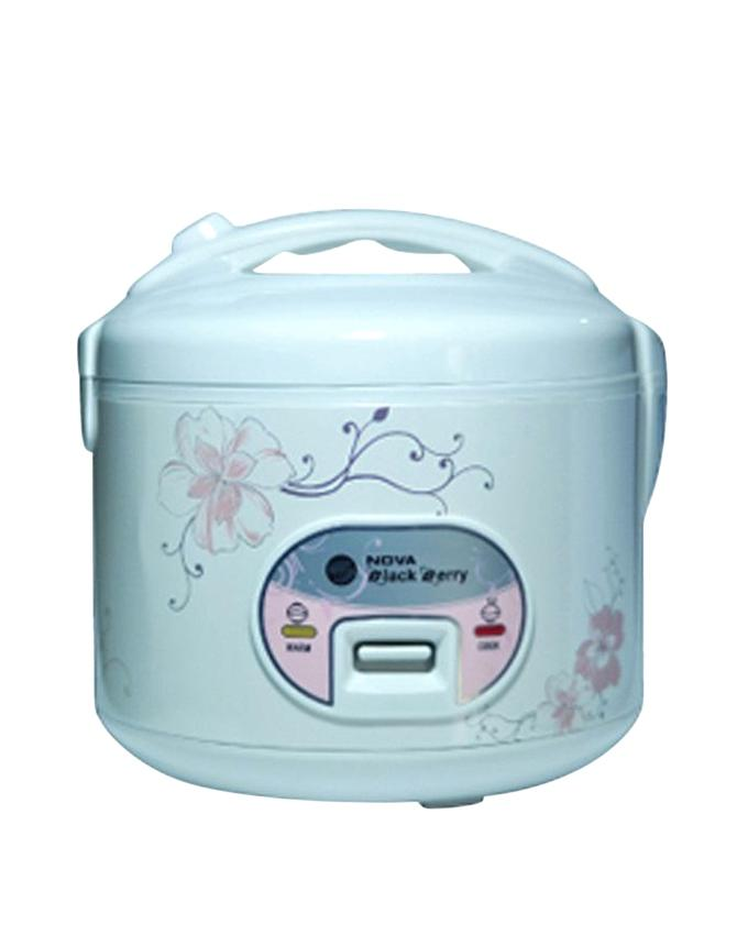 Low Power Consumption Rice Cooker - 2.8L - White