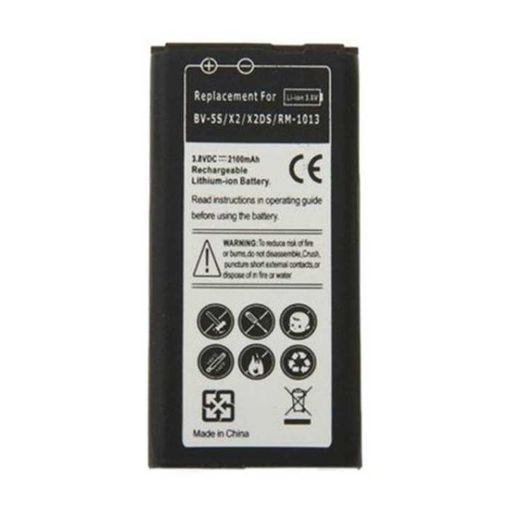 Mobile Battery for Nokia X2 - 2100mAh