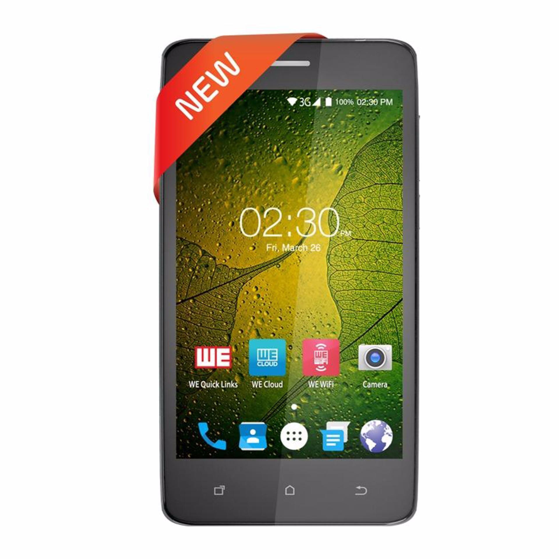 WE A2 Smartphone 4GB – Grey