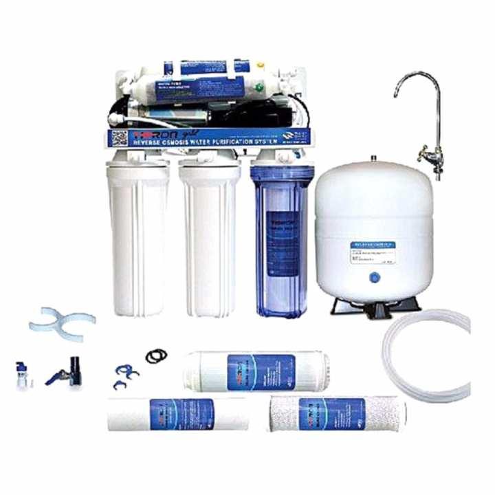 Heron Gold RO - Water Purifier 075 - White