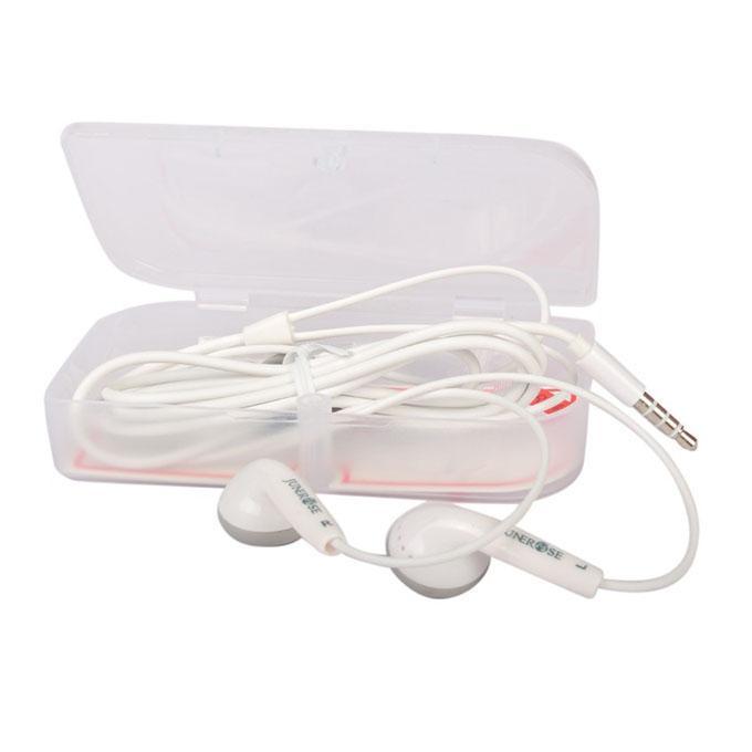 JR-i4s In-Ear Earphone - White