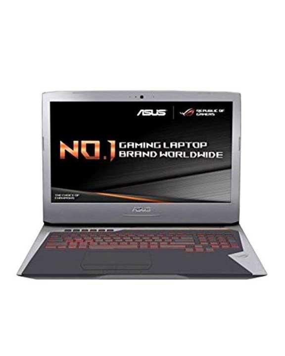 G752VY - Core i7 6700HQ - 32GB DDR4 RAM - 128GB SSD + 2TB HDD - Nvidia GTX 980M Graphics 8GB – 17.3 inch Laptop - Gray