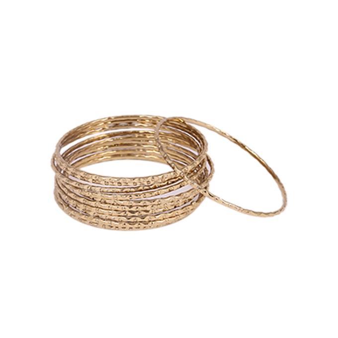 Golden Bangles For Women