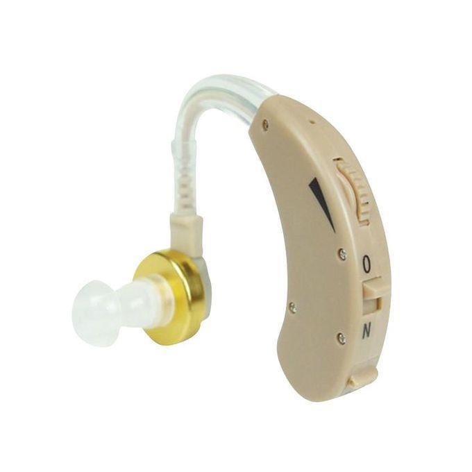Powertone F-138 Hearing Aid - Beige