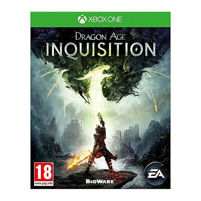Dragon Age Inquisition Gaming CD For Xbox One