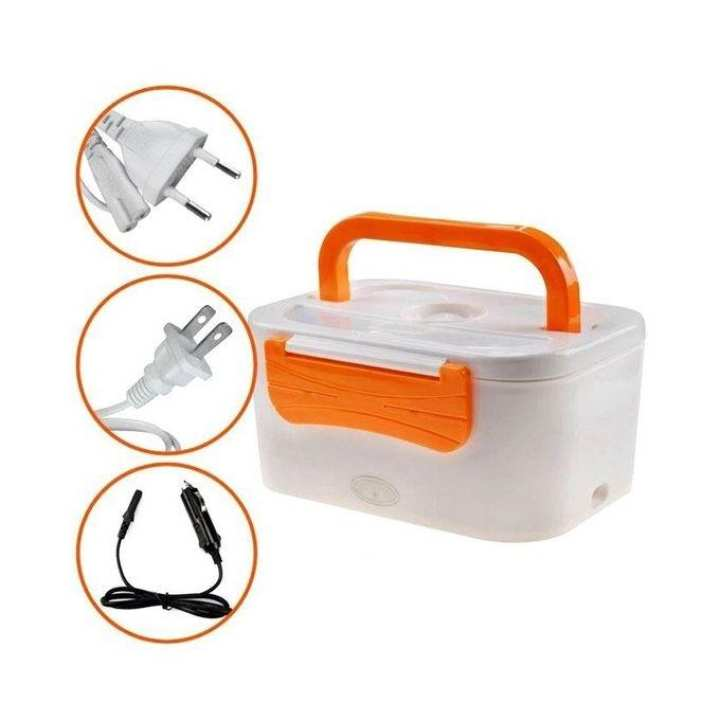 Electric Lunch Box - White