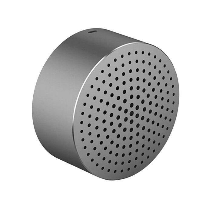 Portable Mini Wireless Bluetooth Speaker - Silver