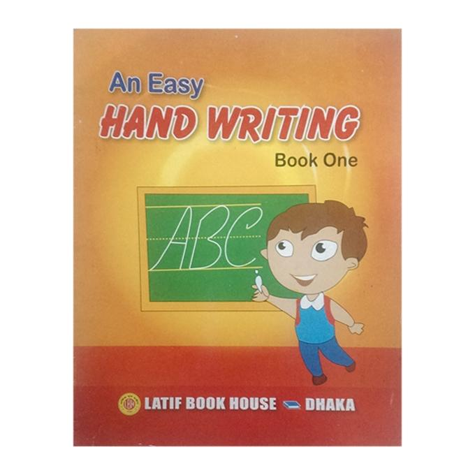 An Easy Hand Writing Book One