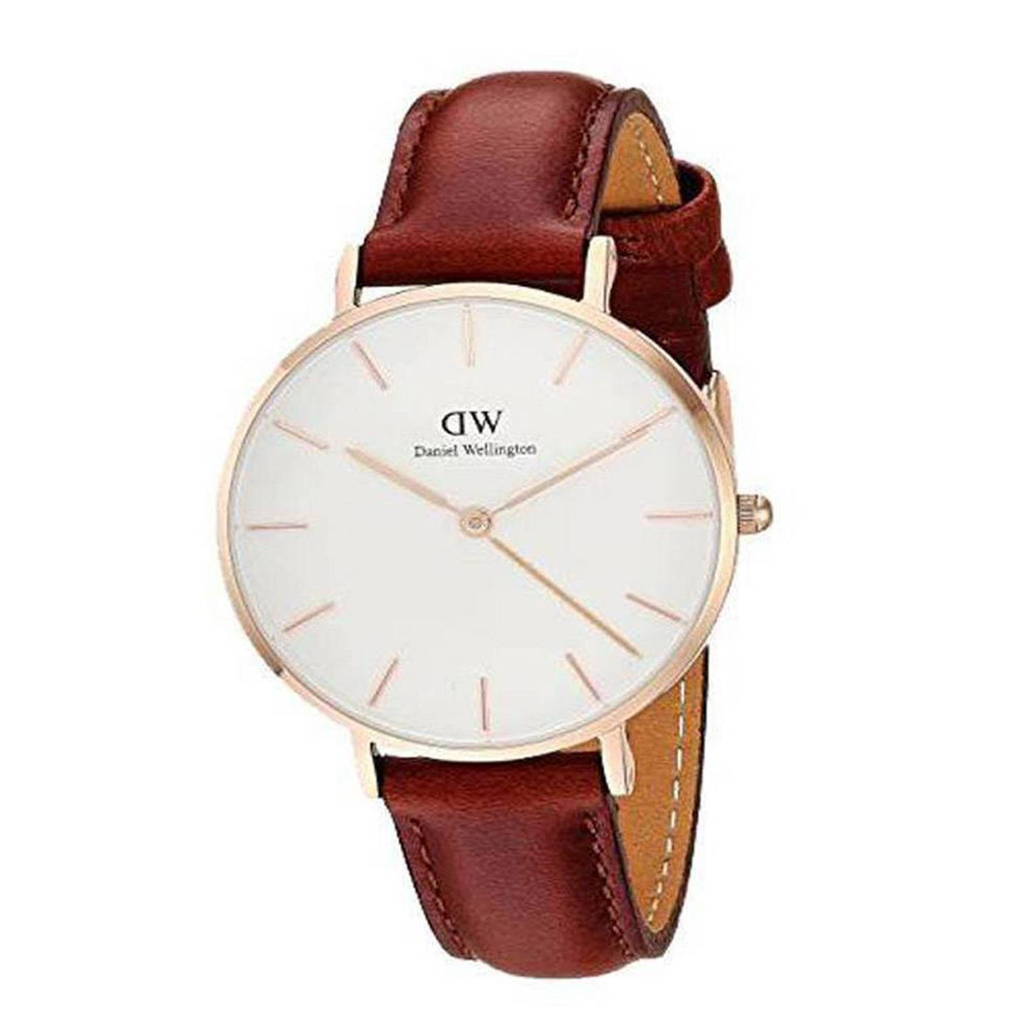 Mens Watches Online Buy Gents In Bangladesh Jam Tangan Curren 8139 Casual Style Watch Pu Leather Analog Wrist For Men Brown