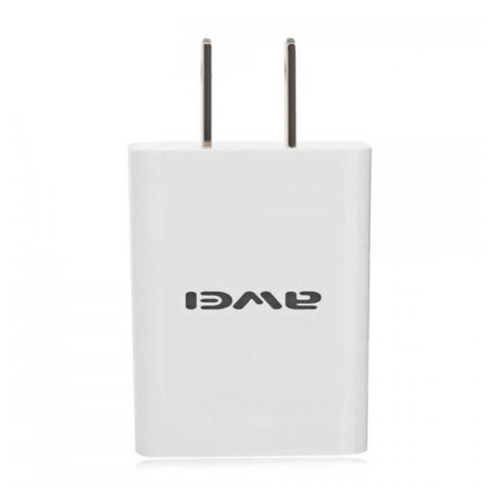Travel Charger 5V 2A USB Power Adapter US Plug - C-600 - White