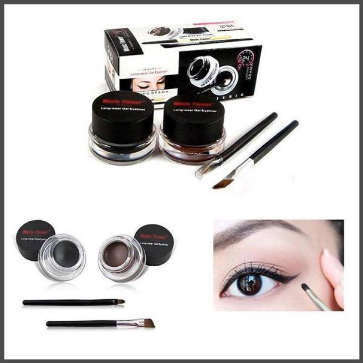 2 in 1 eyeliner gel