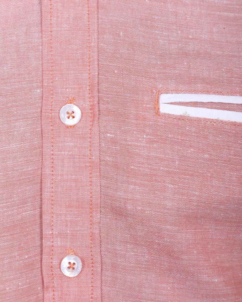 Cotton Casual Shirt - Pink