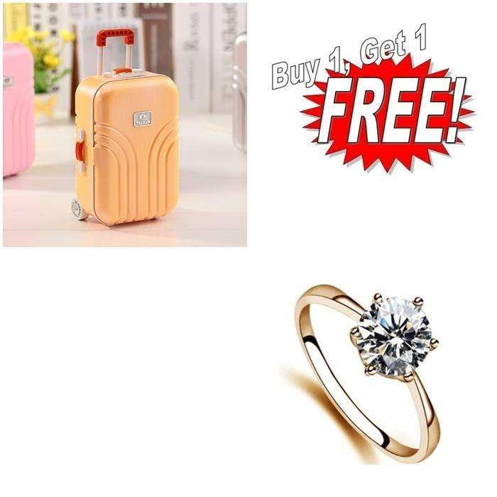 Buy One Musical Jewelry Box and Get One Finger Ring Free