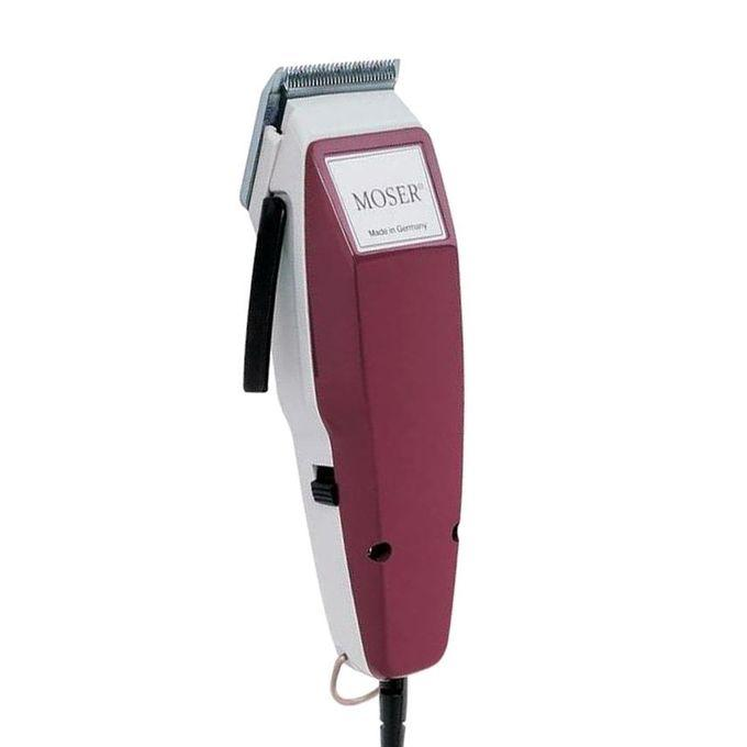 Stylish Electric Hair Clipper - Red