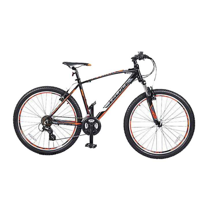 Veloce Outrage 601 -2017 Bicycle - Black and Orange