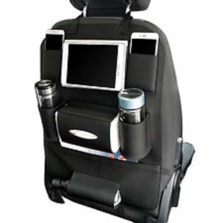 Back Seat Organizer For Cars - Black