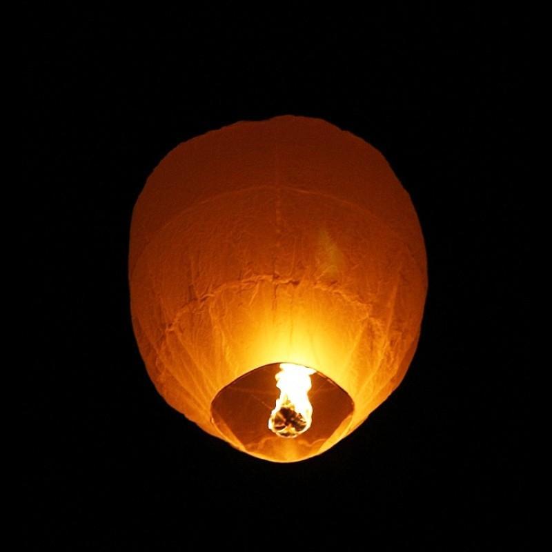 Large Fanush Sky Lanterns - Multicolor