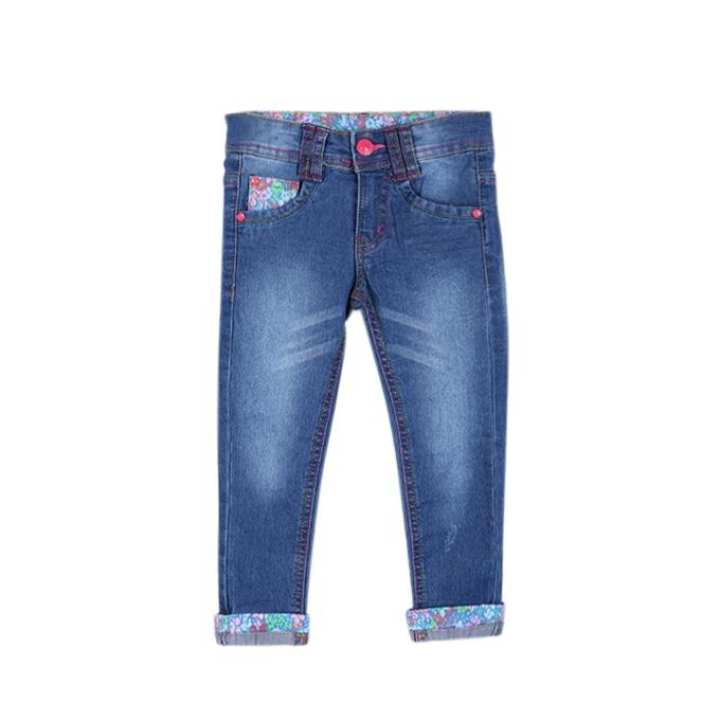 Blue Jeans Pant For Girls