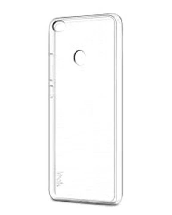 Clear Tpu Soft Back Case for Xiaomi Mi5 - Transparent