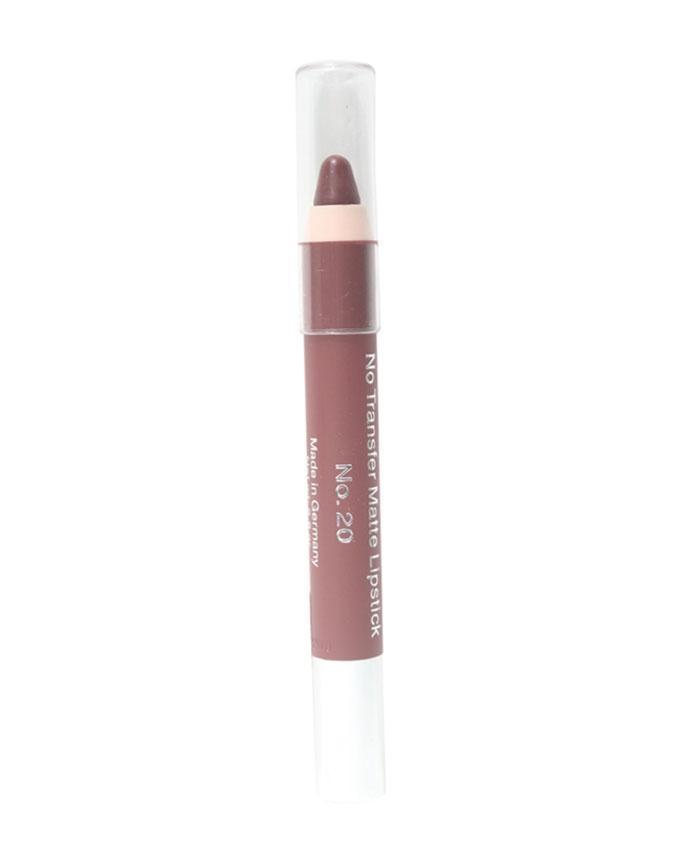 No Transfer Matte Lipstick - Color - 20