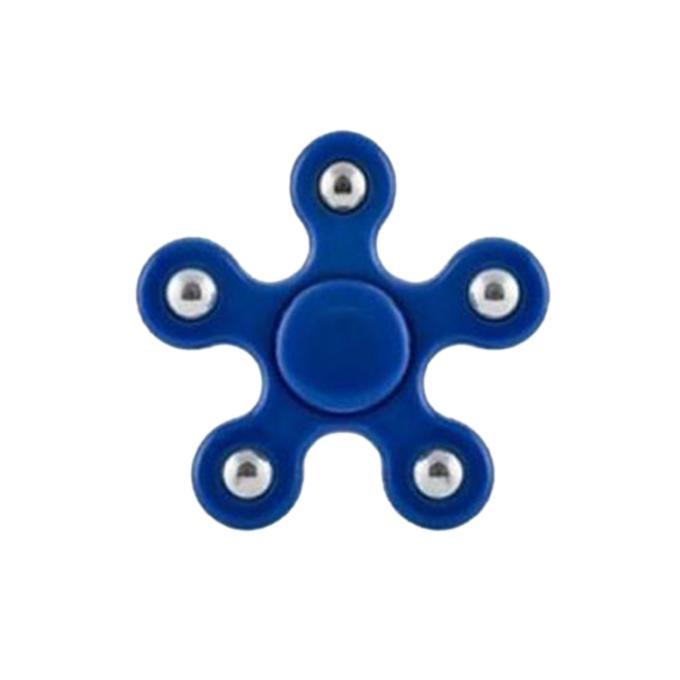 Fidget Spinner Stress Reducer Toy- Blue