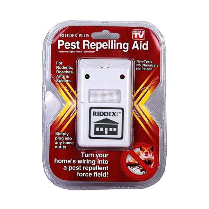Insect Repeller - White