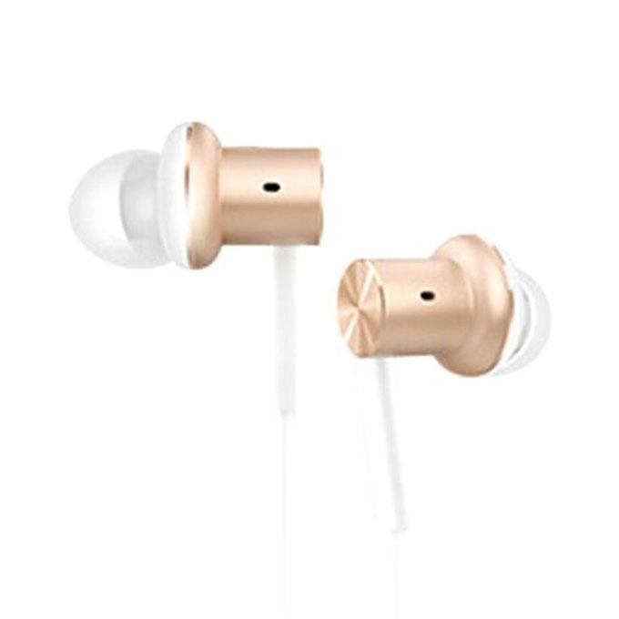 Piston Iron In-Ear Earphone - Golden