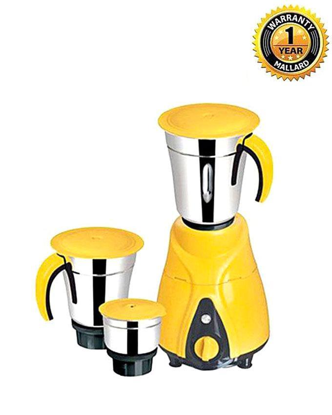 Mixer Grinder - MMG 633 - Yellow