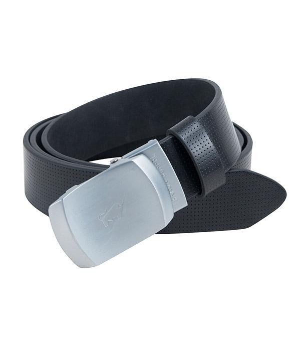 4467 Black Auto Gear Belt For Men