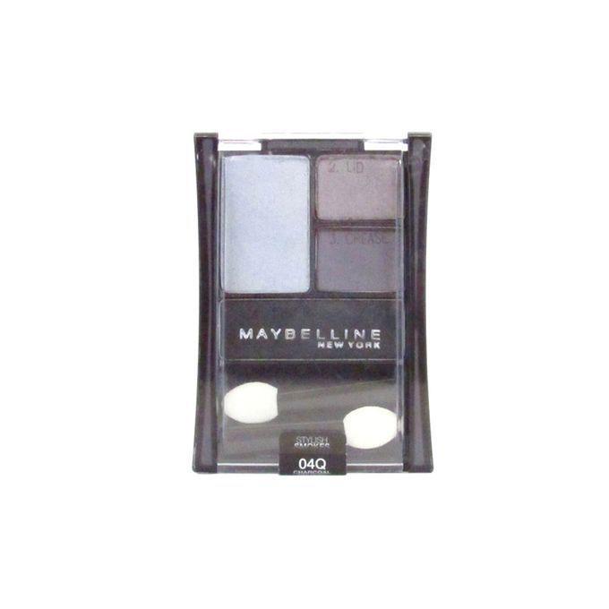 Expert Wear Eye Shadow Quad - 04Q Charcoal Smokes - 0.17Oz