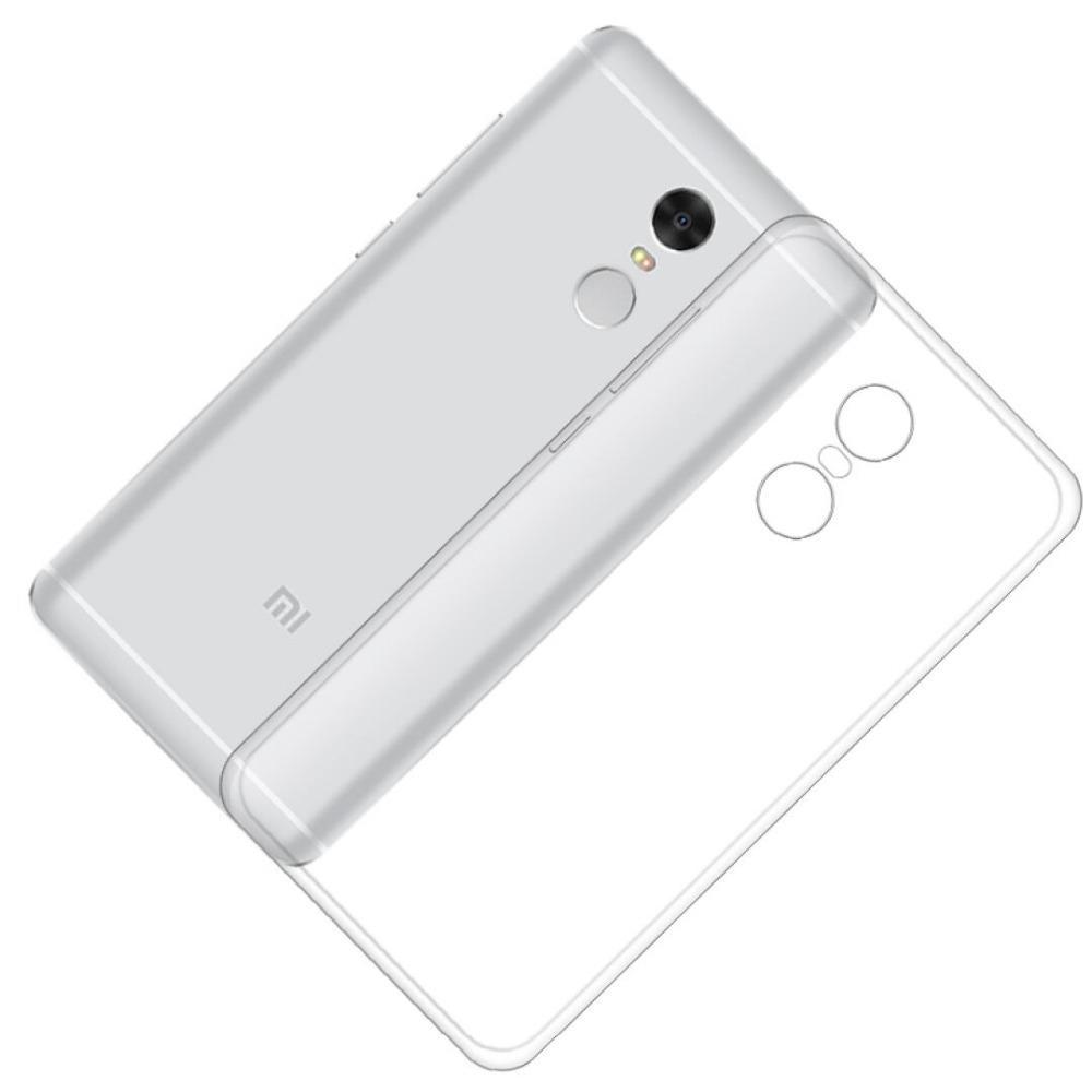Back Case for Xiaomi Redmi Note 4X - Transparent