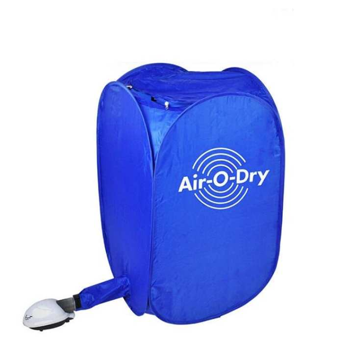 Air-O-Dry Portable Electric Clothes Dryer Bag - Blue