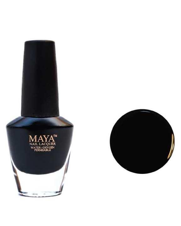 Bla Black Seed; 02M Breathable Nail Lacquer  - 0.4 oz